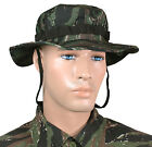 US Tiger Stripe BOONIE CAP Jungle Camo - All Sizes Military Army Vietnam Sun Hat