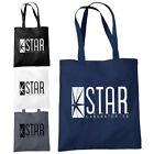 STAR Laboratories Shopper Tote Bag - The Flash TV Series S.T.A.R. Labs Fan Bags