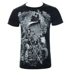 Official Motionless In White Unisex Reaper Black T Shirt ALL SIZES - Band Tees