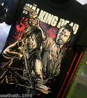 THE WALKING DEAD  SERIES RICK GRIMES Daryl Dixon 45 Black Timber M,L,XL,XXL