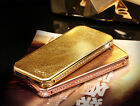 Luxury Leather Holster Bright Diamond Case Cover For iPhone5 5S 4S 6 4.7inch GBB