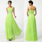 Spring New~ Prom Homecoming Bridesmaid Party Gown Evening Long Plus Size Dresses