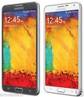 Samsung Galaxy Note 3 SM-N900A AT&T Unlocked 4G 32GB Phone GREAT - Black White