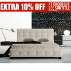 """""""NSW PICKUP"""" Italian Design Mondo Leather Bed Frame (King/Queen/Double)"""