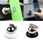 Convenient Magnetic Universal Car Mount Kit Sticky Stand Holder For Cell Phones