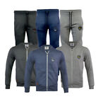 C02 Mens Jogging Suit Tracksuit hooded hoodie Fleece Bottoms Pants M -XXL