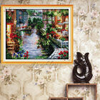 DIY Handmade Cross Stitch Kit Embroidery Set Design Home Decor Decoration New