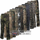 Mens BDU Field Combat Trousers Camouflage Army Federal Military Cargo Pants Work