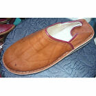 Berber Moroccan Babouches Slippers for Men  Handmade Leather  Of Choice