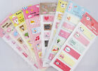 Cartoon Animals Sticky Notes / Tabs / Markers (Your Choice of Design)