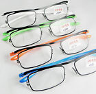 Men Women Reading glasses Super light Power 1 1.5 2 2.5 3 3.5 Fashion design NEW