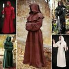 Quality Heavy Weight Monks Robe & Hood. Perfect For Stage Re-enactment & LARP.