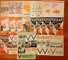 Blackpool Borough Rugby League Programmes 1958 - 1984