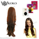 "KOKO 24"" Synthetic Half Head Wig Straight Flicky - Chloe"