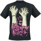 BRING ME THE HORIZON - SEVERED HANDS (GLOW IN THE DARK) - OFFICIAL MENS T SHIRT