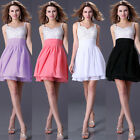 IN UK Bridesmaid Dress Short Beaded Cocktail/Party/Homecoming/Prom/Gown dresses