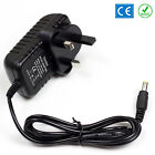12v AC DC Power Supply For Yamaha PSR-85 Keyboard Adapter Plug PSU UK Cable 2A