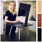 The Original Stand Steady  - Convert your current desk into a Stand up Desk!