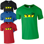 Lego Ninjago T-Shirt - Fun Cool Ninja Inspired Design Kids & Mens Unisex Top