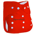 1Pcs Leakproof Cotton Cloth Diaper Nappy Newborn Baby Infant Breathable Trousers