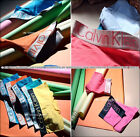 *NEWEST CK 5PCS WOMAN FASHION DESIGNED MULTICOLORED CK UNDERWEAR SHORTS HIPSTER
