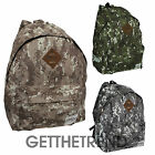 Mens Smith and Jones Camo Print Backpack Bag Boys 'Digicamo' Travel Rucksack