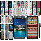 For Samsung Galaxy S4 Active I537 I9295 SLIM FIT HARD Case Back Cover + Pen