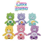 NEW OFFICIAL CARE BEARS PLUSH TOYS 27CM 12INCH CUDDLY TOYS! CHOOSE CHARACTER