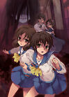 Corpse Party A3 poster