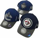 NHL Center Ice Reebok Stanley Cup Playoffs 2014 Flex Fit Pro Shape Cap Hat NEW