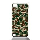 US Army Camo Apparel Cover Case For Apple iPhone 4 | 5 | 6 | 6 Plus | iPod
