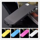 New 0.3mm Ultra Thin Matte Hard Case for iPhone 5 5S Cell Phone Accessories