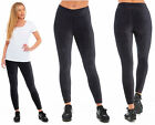 Control Leggings Seamless Shapewear Tummy Legs Body Slimming Black S M L XL 2XL