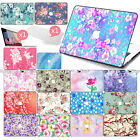 """3IN1 Flower Hard Laptop Floral Case Cover for Macbook 12""""Air Pro 11""""13""""15""""Retina"""