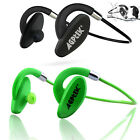Bluetooth Sport Stereo Headphones headset compat with Iphone 6 5 Samsung Galaxy