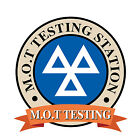MOT TEST STATION M.O.T SIGN car shop Sign Window sticker garage decal sign