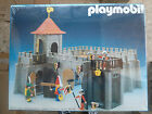 PLAYMOBIL 3446 CHATEAU MEDIEVAL NEUF MISB NEW CELLOPHANE