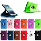Samsung Galaxy Tab 3 7.0 Tablet Case 360 Rotating PU Stand Cover SM T210 P3200