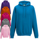 CLEARANCE S4 - AWDis JH001 Unisex Plain College Hoodie Hoody - Various Colours