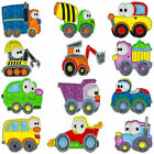 WHEELS * Machine Applique Embroidery  Patterns * 12 Designs, 2 Sizes