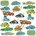 * CARS 1 * Machine Embroidery Patterns * 20 designs in 3 sizes