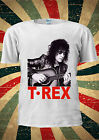 Marc Bolan T-Rex Slider English Singer T Shirt Vest Top Men Women Unisex 123