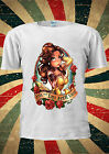 Disney Princess Belle Bella Beauty Tattoo T Shirt Vest Top Men Women Unisex 136