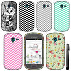 For Samsung Galaxy Exhibit T599 Cute Design TPU SILICONE Rubber Case Cover + Pen