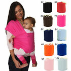 Monther Baby Miracle Travel supplies infant brood pouch 4-way stretch Cotton