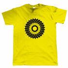 Cogs Cycling T-Shirt - Mountain Bike Gift for Him Dad Christmas