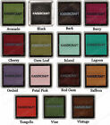 Kaisercraft Kaiser Small Pigment Ink Pad ~ 15 Colour Options Scrapbooking Stamp