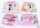 6PCS Cartoon Cotton Boxer Briefs Underwear Underpants for Girls Kids Size: 3T-9T