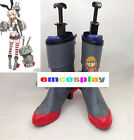 Kantai Collection Cosplay shimakaze Long New H-Q Bind Shoes/Boots Leather hot