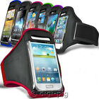 SPORTS RUNNING & KEEP FIT ARMBAND POUCH WITH VELCRO STRAP FOR SAMSUNG GALAXY J1